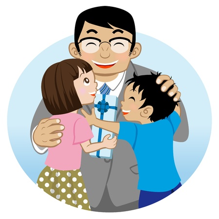 Father Stock Vector - 11809728