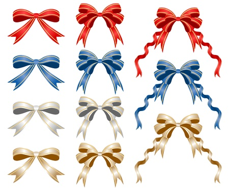 Ribbon Sets Vector