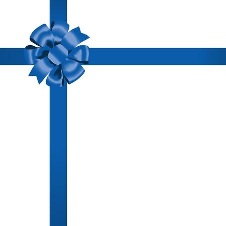 Blue Ribbon Stock Vector - 11968456