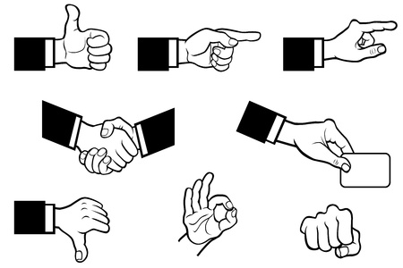 pinch: Hand Sign Icon