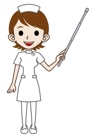 nurse cap: Spiegare Nurse