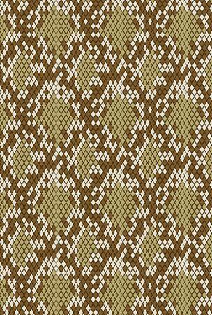 year snake: python pattern