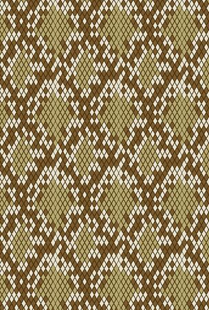 snake texture: python pattern
