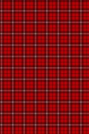 tartan check pattern