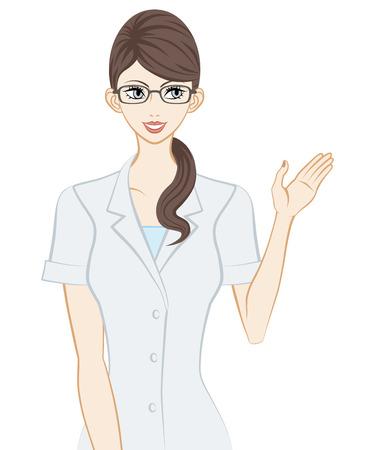 Therapist, Explaining 向量圖像