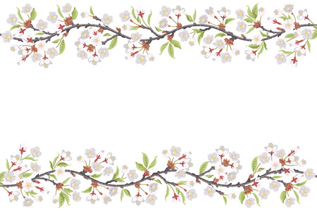 Cherry Blossom Branch frame