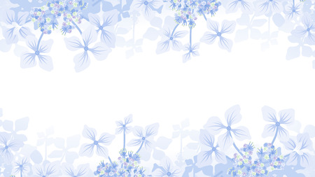 hydrangea: Hydrangea Frame