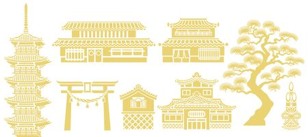 Japanese Traditional architectures