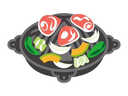 hokkaido: Genghis Khan - Japanese in Hokkaido Cuisine