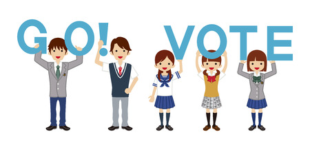 Students appeal Voting - Alphabet
