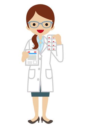 Females Pharmacist