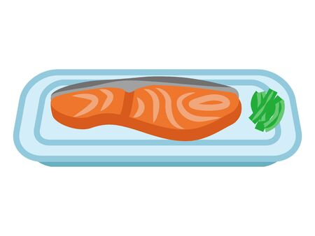 grilled salmon: Grilled Salmon