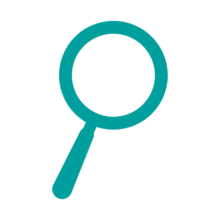 Magnifying Glass line icon