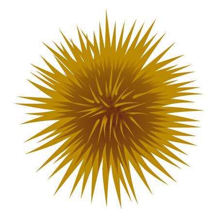 Chestnut shell clip art