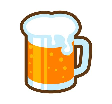 Beer icon, Line art ,Line art