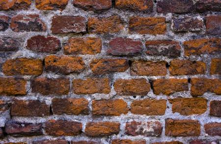 abstract close-up brick wall background Stock Photo - 5858948