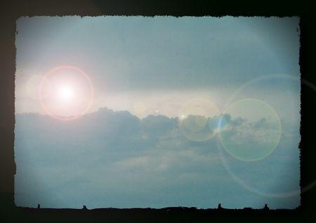 sky in siam