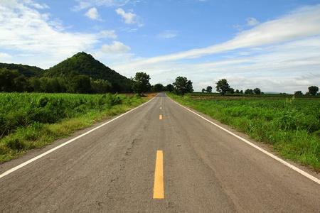 route Banque d'images