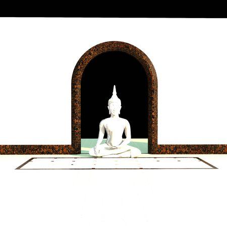 Buddha statue Stock Photo - 20889517