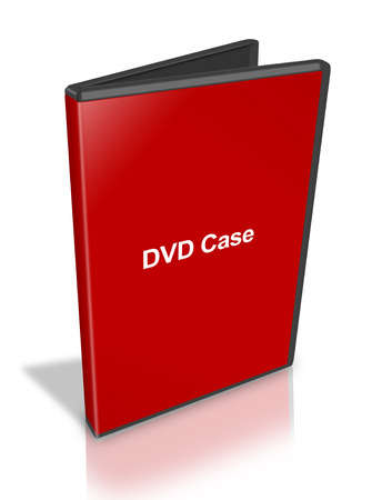 dvds: Box of DVDs