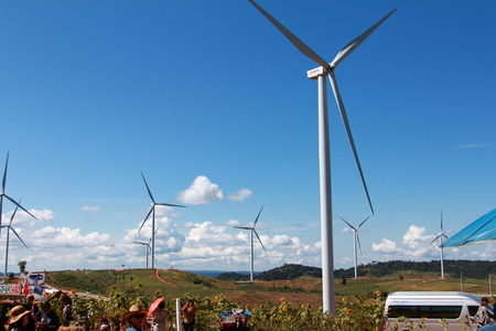 wind turbine Editorial