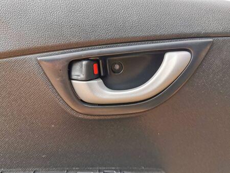 Car door panel Standard-Bild