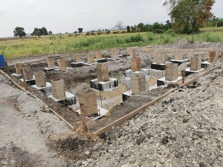 Foundation construction