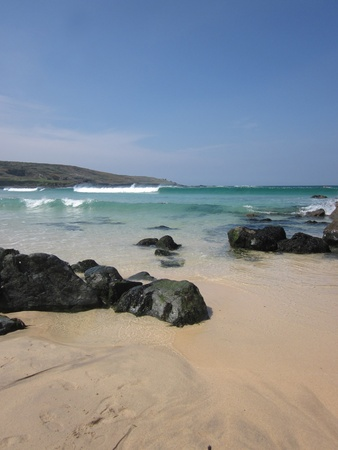 Porthmeor Beach photo