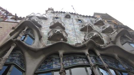 The Beautiful Casa Batllo - Gaudi - Barcelona photo