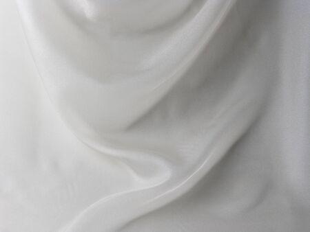 White organza background
