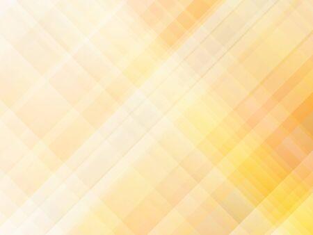 Orange geometric background