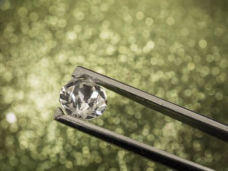 appraise: diamond Stock Photo
