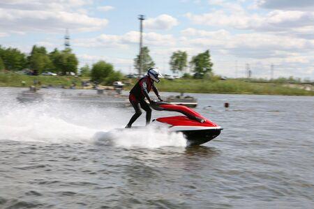 wavering: Water motors Sport