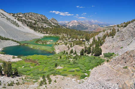 mammoth lakes: Mammoth Mountain, Mammoth Lakes, CA Stock Photo