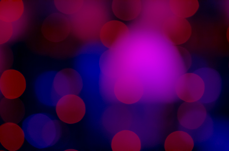 Soft, large, colorful bokeh different colors. Fill the entire background. Tender tones lilac, purple, blue, red.