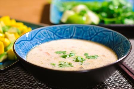 Tom Kha Gai Soup photo