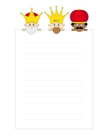 Christmas: Three Kings - Three Wise Men