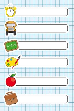 Onderwijs en School Icon Set