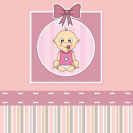 battesimo: Bambina arrivo scheda annuncio
