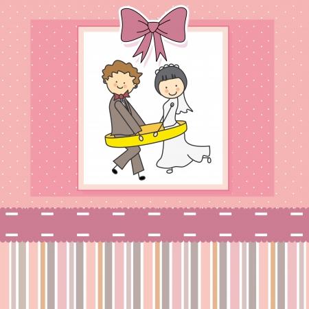 traditional events: wedding invitation