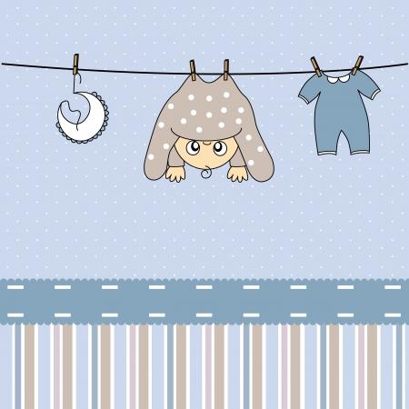 shower b�b�: Baby boy annonce l'arriv�e de cartes