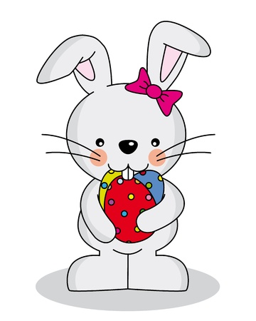 Easter Bunny Stock Vector - 17181599