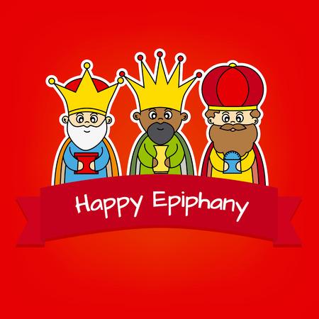 trois: Lettre aux Rois Mages