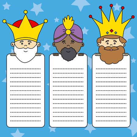 melchior: Letter to the Three Kings