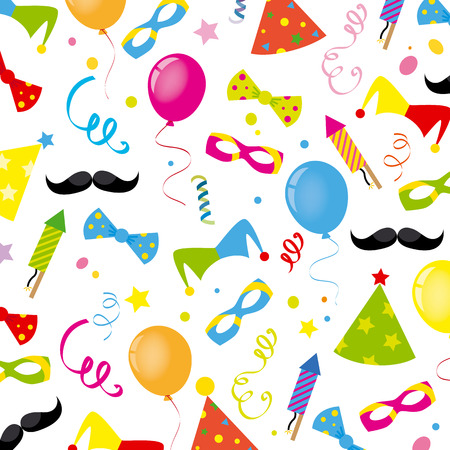 balloon cartoon: background carnival