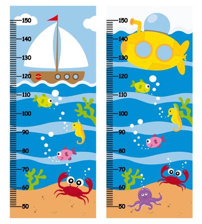 inch: two meters ocean wall