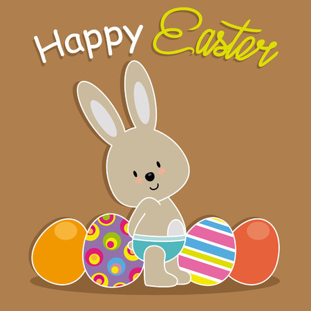 happy: Happy Easter.