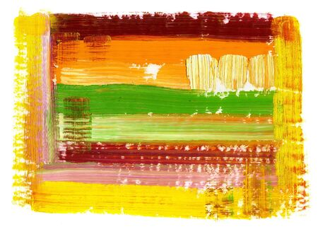 lacerated: Abstract background drawn by oil paints