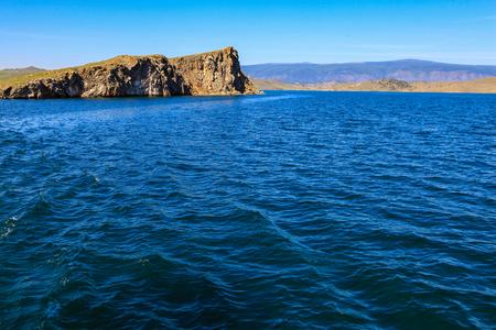 Olkhon island, Baikal lake, Russia