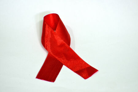 aids symbol: HIV symbol.